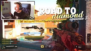 BO4 Road to Diamond - EPISODE 3 (THE WORST SNIPER!)