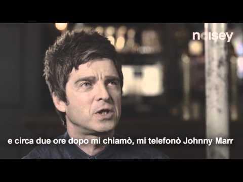 "Noel Gallagher ""How I met Johnny Marr"" (sottotitoli in italiano)"