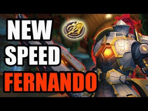 NEW HOT PURSUIT OP?!?! | PRO FERNANDO GAMEPLAY
