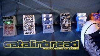 Perseus Sub Octave Fuzz Stack Experiement with Catalinbread thumbnail