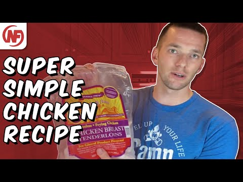 Super Simple Chicken For Lazy People | Nerd Fitness