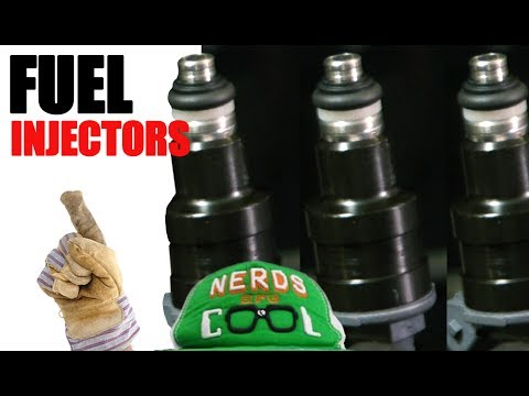 FUEL INJECTOR REPLACEMENT--STEP BY STEP