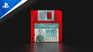 Superhot: Mind Control Delete - Reveal Trailer | PS4