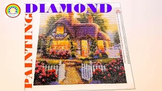 Diamond Painting | A Diamond Painting Technique
