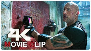 Hobbs and Shaw Pick A Door Scene - FAST AND FURIOUS 9 Hobbs And Shaw (2019) Movie CLIP 4K