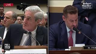 WATCH: Rep. W. Steube's full questioning of Robert Mueller | Mueller testimony