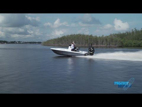 Florida Sportsman Project Dreamboat  - Paramount Splash, Cuda Craftsmanship