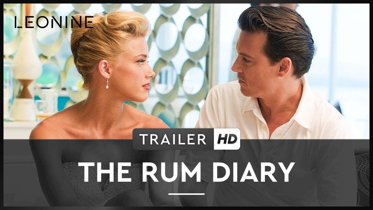 The Rum Diary - Trailer (deutsch/german)