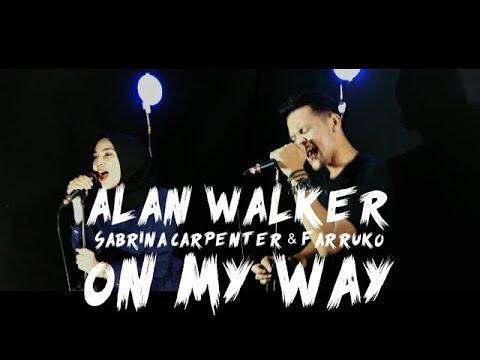 alan-walker,-sabrina-carpenter-&-farruko---on-my-way-[cover-by-second-team-ft.-aiza]