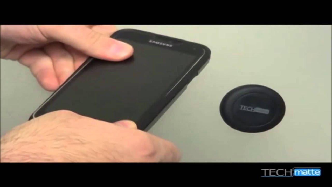 Kfz Handy Smartphone Magnet Halterung 360
