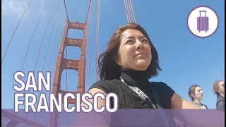 USA TRIP: #SanFrancisco // Alice Dixson