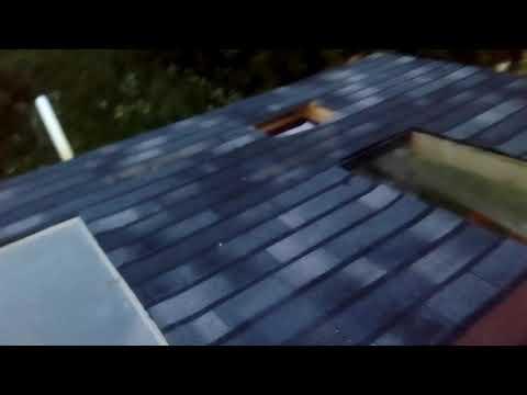 Стёкла в крышу!!!СВОИМИ РУКАМИ!!!