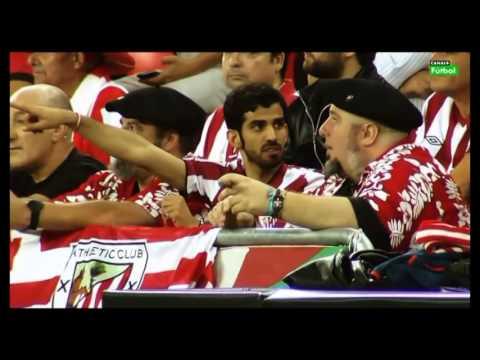 Arabe aficionado del Athletic Club de Bilbao - El día después 29/09/2014