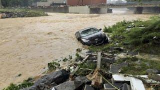 Virginia floods, 20 dead