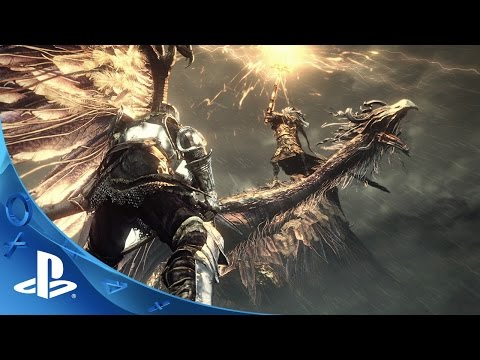 Dark Souls III - Accursed Trailer | PS4
