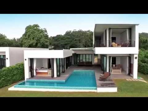 Sunshine Paradise Resort / Private pool villa on the beach / Thailand