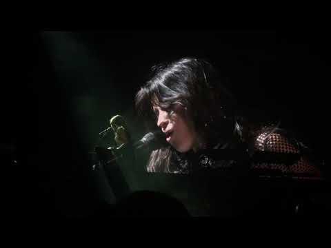 Camila Cabello - Consequences - Live Oakland, CA
