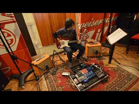 AMBIENT GUITAR + VOLCA KEYS #3 | Teardrop - Massive Attack Cover