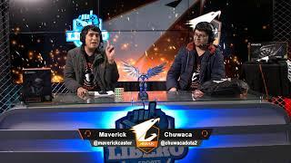 #DOTA2 - Unknown Team vs Omega Gaming   Aorus League - Maverick & Chuwaca