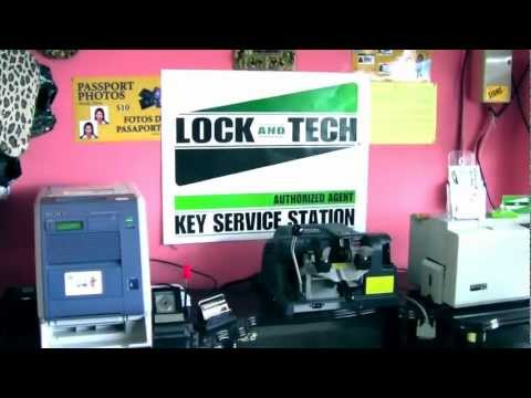 Lock and Tech USA Authorized Key Service Station 11793