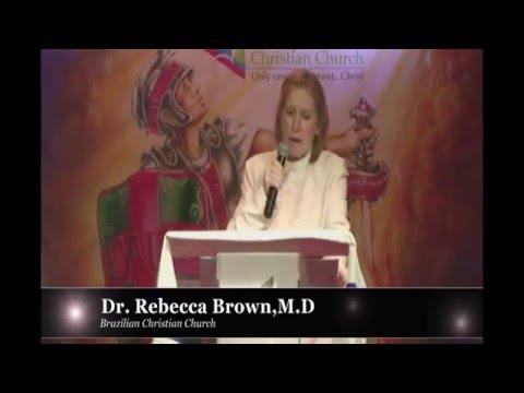 Batalha Espiritual Breakthrough, Libertação, Dra Rebecca Brown 35