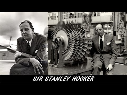 Video from the Past [07] - Sir Stanley Hooker,  Rolls-Royce & Bristol Engineer