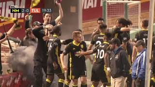 New Mexico United Highlights Vs. Tulsa Roughnecks