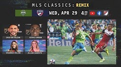 CLASSIC FULL MATCH: Seattle Sounders vs FC Dallas   Intense 2019 MLS Cup Playoff Game   MLS Remix