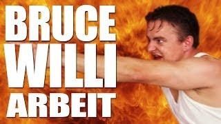 Fifty Sven ist Bruce Willi – Arbeit