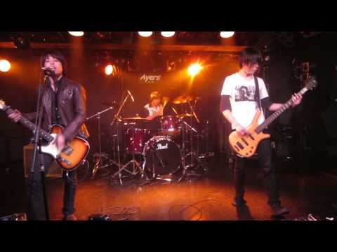 JOHNNY RED RUM-Vivace Live at Kitaurawa Ayers March 23 2014