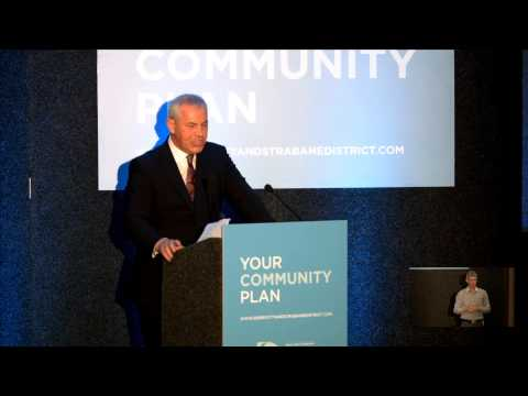 Launch of the Community Plan