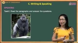 Trắc nghiệm tiếng Anh lớp 10 - Unit 10. Convervation - Speaking And Writing