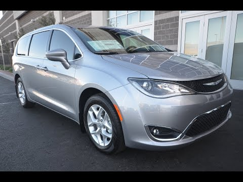 VOD: 2018 Chrysler Pacifica - #24520
