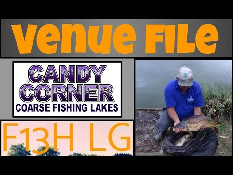 Candy Cornery Fisheries - VenueFile With Lynden Grimmett