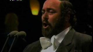O Paradiso - Luciano Pavarotti (tenor)