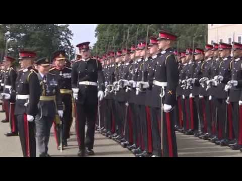 Proud Moment For New Officers At Sandhurst | Forces TV