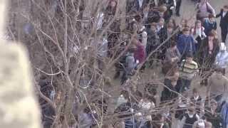 Захват заложников! Эвакуация школы во время террора шк 263 2014г!