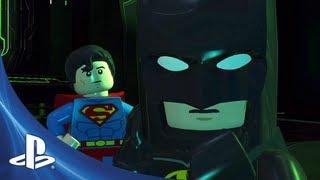 Lego Batman 2 E3 Trailer