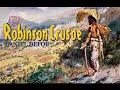 Daniel Defoe Robinson Crusoe Mluvené slovo Detektivka