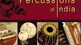 Indian Instrumental| Percussion Instrumental| Drut Laya Teen Tala| Percussions of india