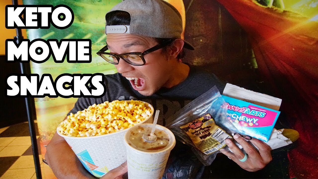 The Top 5 Keto Movie Snacks Youtube