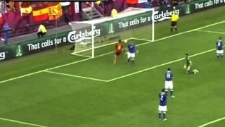 UEFA Euro 2012   España 1 - 1 Italia