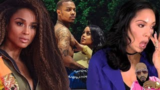 Erica Mena & Kiyomi Leslie EXPOSE SHOCKING TRUTH About BOW WOW PUTTING HANDS ON CIARA!