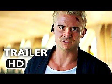 THE SHANGHAI JOB   2018 Orlando Bloom Movie HD