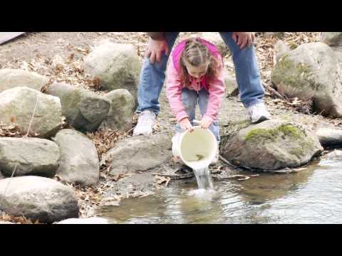 Saratoga Spa State Park's Fish Stocking Event Is April 3, 2013