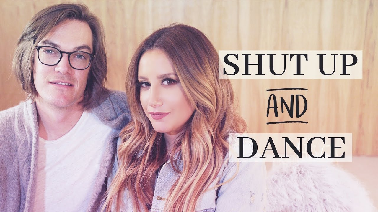 Image result for ashley tisdale youtube shut up