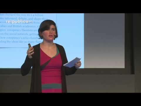 re:publica 2015 - Ingrid Brodnig: Die kaputte politische Debatte: Wie das Internet Teil des Pro... on YouTube