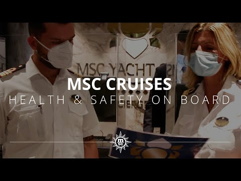 MSC Cruises highlights new hygiene protocols