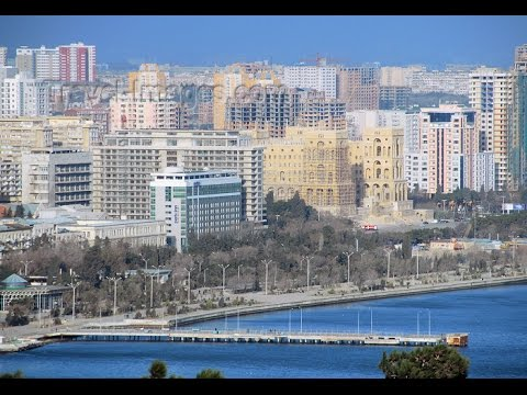 Baku Waterfront Is One Of The Best Places In Azerbaijan