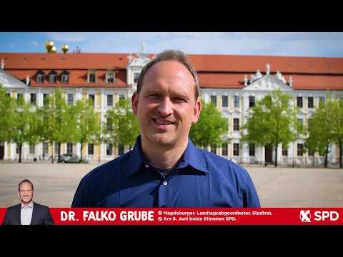 Dr. Falko Grube, SPD - Ihr Landtagskandidat für Magdeburg Stadtfeld-Ost, Altstadt, Ostelbien
